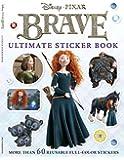 Ultimate Sticker Book: Brave (Ultimate Sticker Books)