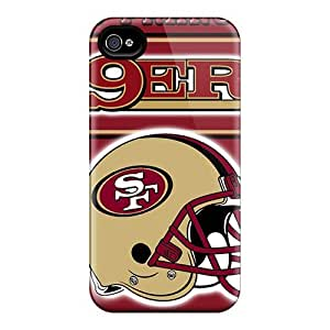 Great Hard Cell-phone Case For Iphone 6plus With Unique Design Vivid San Francisco 49ers Series KevinCormack