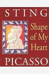Shape Of My Heart (Art & Poetry Series) Hardcover