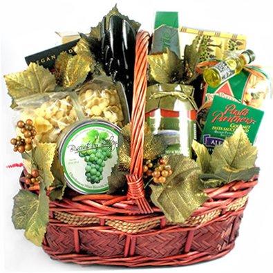 Italian Food Holiday Gift Basket