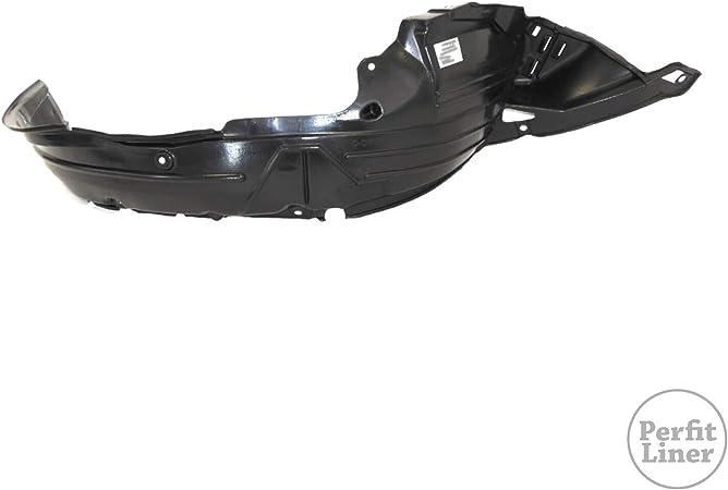 74111SWAA01 Parts N Go 2010-2011 CRV Fender Liner Pair with ...