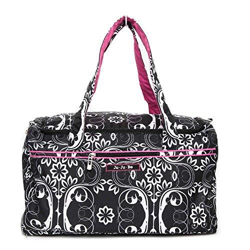 Ju-Ju-Be Classic Collection Super Star Large Travel Duffel Bag, Shadow Waltz