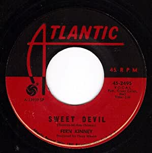 Sweet Devil/Your Love's Not Reliable (VG 45 rpm)