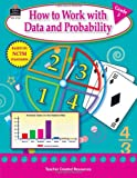 How to Work with Data and Probability, Grade 3, Mary Rosenberg, 0743937392