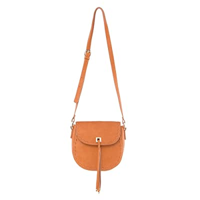 Shiraleah Olivia Bag, Saddle