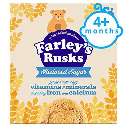 Farley's Rusks Reduced Sugar Original 18'S 300G Brand Farley's