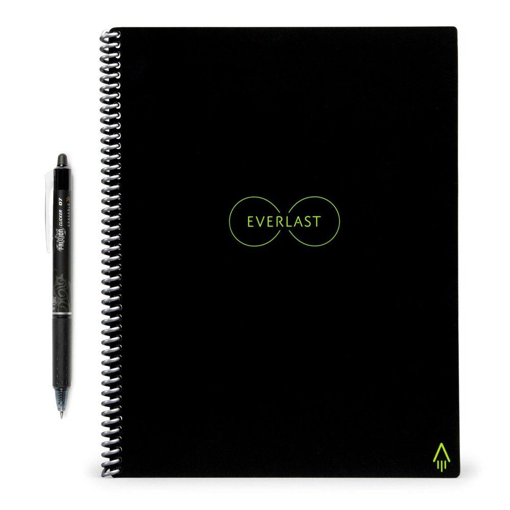 Notebook con pagine cancellabili e riutilizzabili