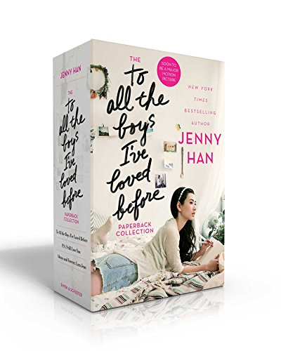 Boys Series (The To All the Boys I've Loved Before Paperback Collection: To All the Boys I've Loved Before; P.S. I Still Love You; Always and Forever, Lara Jean)