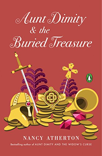 Aunt Dimity and the Buried Treasure (Aunt Dimity Mystery) cover