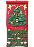 Pockets of Learning Personalized Christmas Tree
