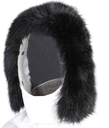 black fox hood - 3