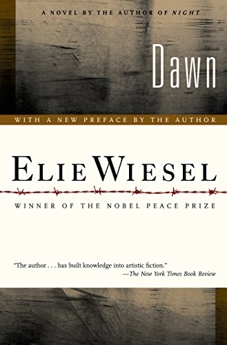 falling action of night by elie wiesel