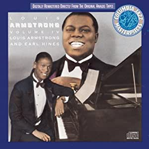 Louis Armstrong, Earl Hines - Louis Armstrong Vol IV with ... Earl Hines And Louis Armstrong