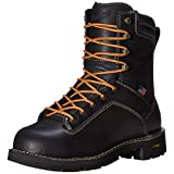 Danner Men's Quarry USA 8-Inch Alloy Toe Work Boot
