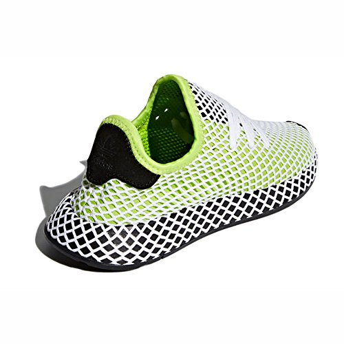 Moda Adidas Deerupt Deportivas Mujer Zapatillas 2018 Runner Solar para Sneaker Slime Semi SBSqf