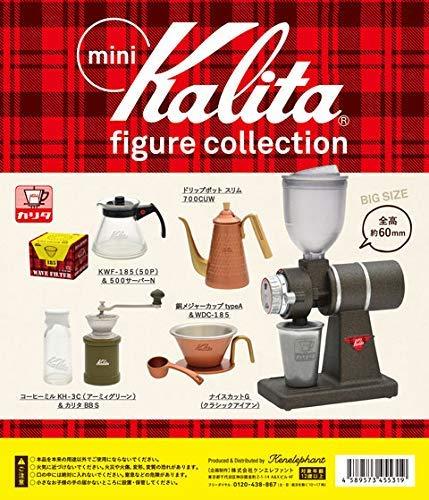 미니 카리타 피규어 컬렉션 (mini Kalita figure collection) [전 5 종 세트 (풀 무료 초대권)