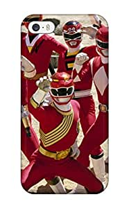 New Premium Mary David Proctor The Red Ranger Skin Case Cover Excellent Fitted For Iphone 5/5s