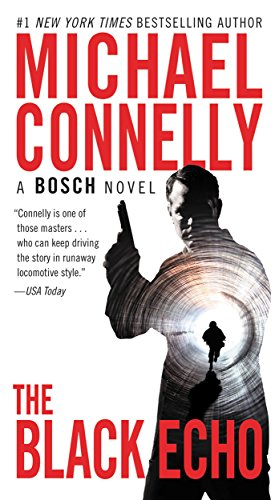 The Black Echo: A Novel (A Harry Bosch Novel Book 1) cover