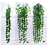 Konxxtt Ornaments, Artificial Fake Hanging Vine