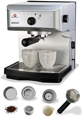 Sogo SS-5625 - Máquina de café: Amazon.es: Hogar
