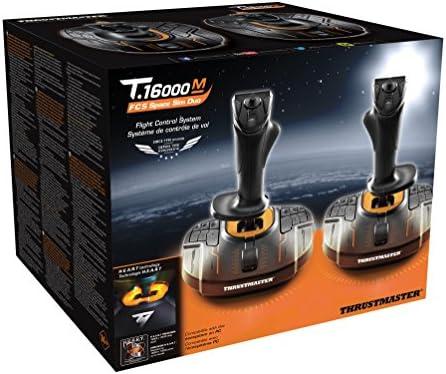 Thrustmaster T-16000M SPACE SIM DUO STICK - Actualités des Jeux Videos