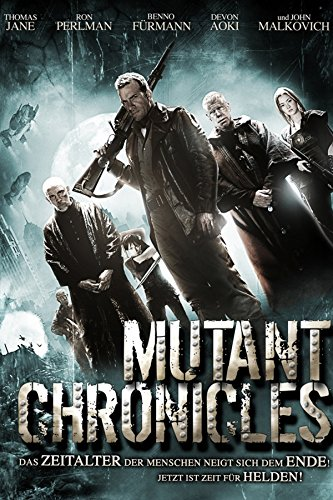 Mutant Chronicles Film