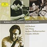 Brahms: Violin Concerto in D major,Op. 77 / Double Concerto in A minor,Op.102 ~ Shaham / Abbado