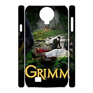 diy 3D Cell Phone Case for SamSung Galaxy S4 I9500 - Grimm case 1