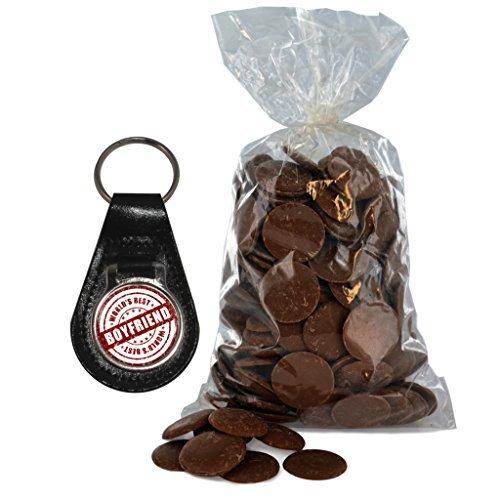 Joint nbsp;g Boyfriend Lait 200 1stopshops Sac Chocolat World's En Porte De Cuir Design clés Best Et Boutons Au wtfFfqH