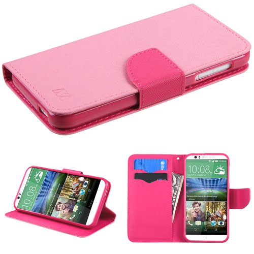 e 510) MyJacket Wallet with Card Slot - Retail Packaging - Pink ()