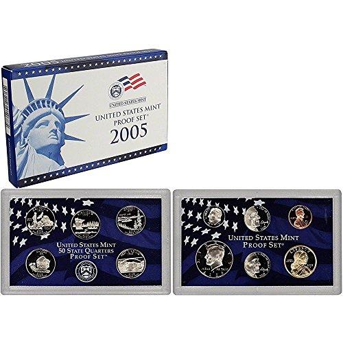 2005 S US Proof Set Superb Gem Uncirculated ()
