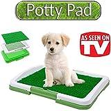Dog toilette tappeto in erba sintetica filtrante per cani - Eliminare odore pipi cane giardino ...