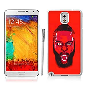 NBA James Samsung Galalxy Note 3 N9000 2D Hot Case For James Fans By zeroCase