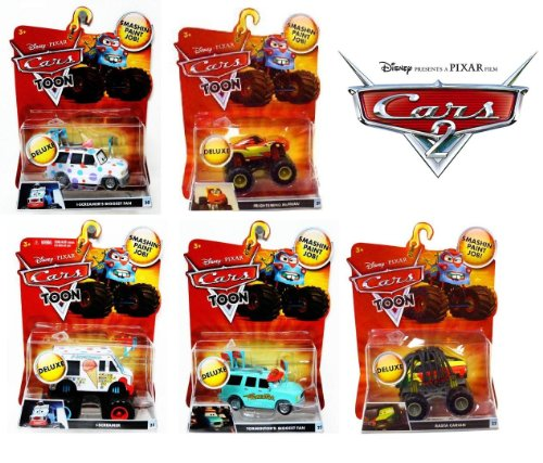 Mega Disney Cars - 8