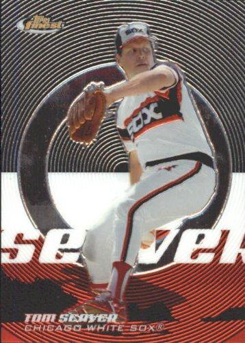 Ret Mint (2005 Finest Baseball Card #166 Tom Seaver RET)