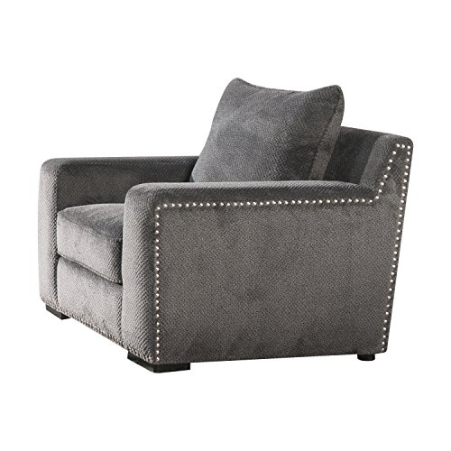 ACME Furniture 53192 Ushury Chair, Gray