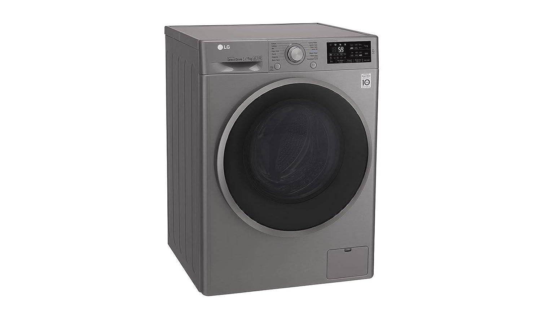 LG F4J6TMP8S lavadora Carga frontal Independiente Grafito A ...