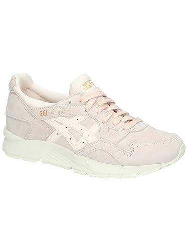 Asics HL7E6-0202 Sneaker Femme Beige Beige - Chaussures Baskets basses Femme