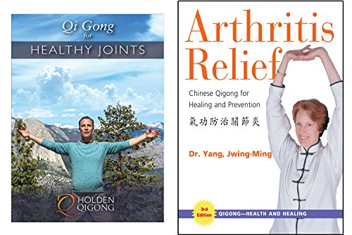 Bundle: Lee Holden Qigong for Joints (YMAA 2018) Qigong for Healthy Joints...