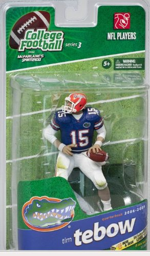 (Florida Gators Tim Tebow McFarlane Figurine)