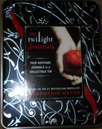 (Twilight Journals Collector's Tin Box Set)