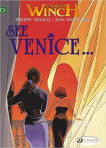 Largo Winch - Volume 5 - See Venice…