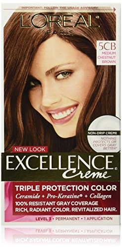 L Or 233 Al Paris Excellence Cr 233 Me Permanent Hair Color 5cb
