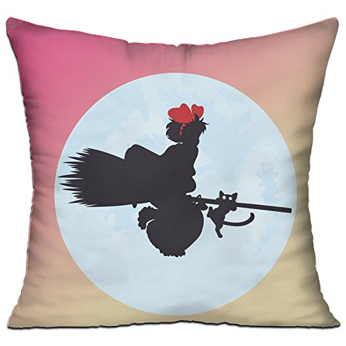 Kiki's Delivery Service Breathable Pillow Case One Size