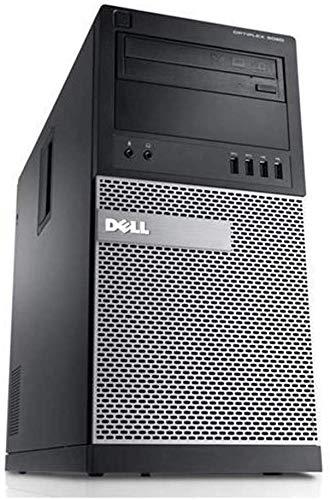 Dell Optiplex 9020 Tower Computer Gaming Desktop (Intel Core i7, 16GB Ram, 2TB HDD + 120GB SSD, Wifi, Bluetooth, HDMI…