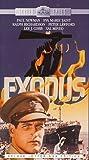 Exodus (Widescreen) [VHS]