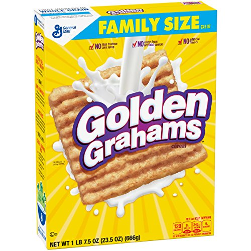 (Golden Grahams Cereal 23.5 oz Box)