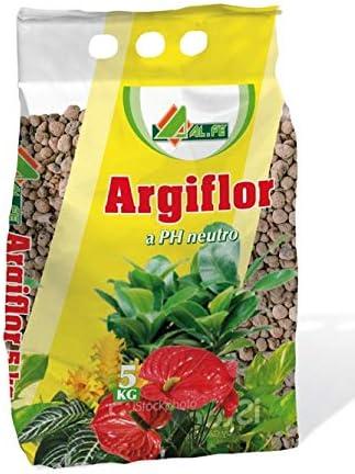 ARGIFLOR (arcilla expandido) de 5 litros