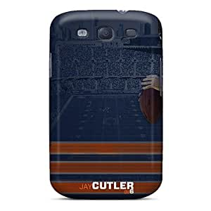 lintao diy New Chicago Bears Tpu Skin Case Compatible With Galaxy S3