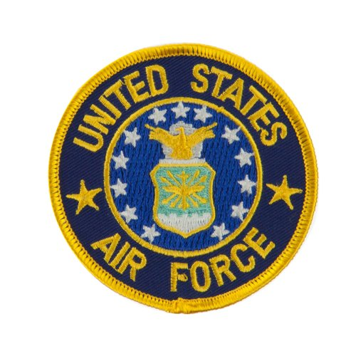 Air Force Embroidered Military Patch - Air Force OSFM (Air Force Patch)